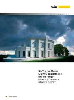 Sto Slovenija katalog
