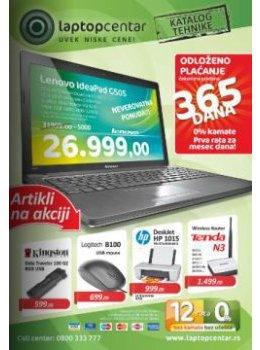Laptop Centar katalog