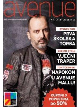 Avenue Mall Osijek katalog