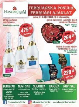Hungarikum Centar katalog