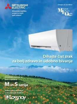 Mitsubishi katalog - klimatske naprave