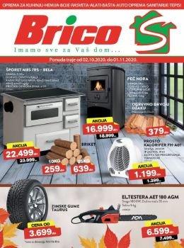 Brico S katalog