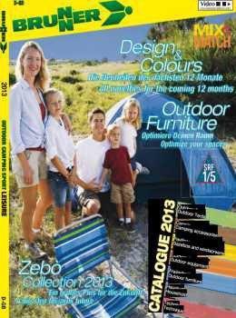 Brunner katalog - oprema za kampiranje