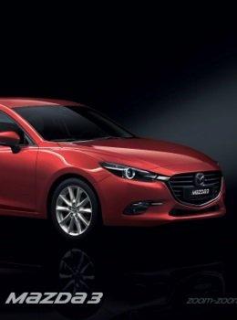 Mazda katalog