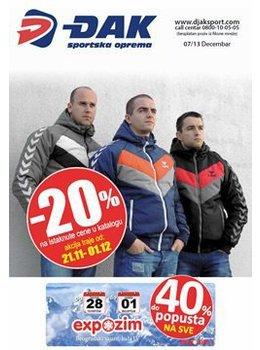 Đak Sport katalog