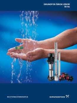 Grundfos katalog - vodne črpalke