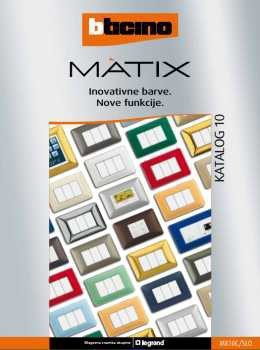 Matix katalog - stikala