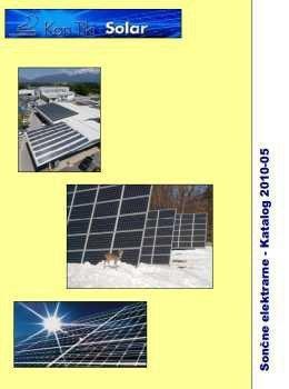 Kon Tiki Solar katalog