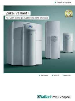 Vaillant katalog