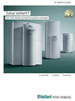 Vaillant katalog