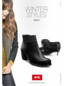 Ara shoes katalog