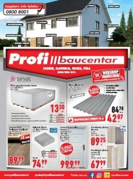 Profi Baucentar katalog
