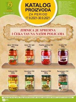 Leon katalog