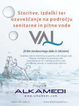 VAL katalog - Filtri za vodo