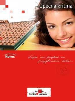 Goriške opekarne katalog