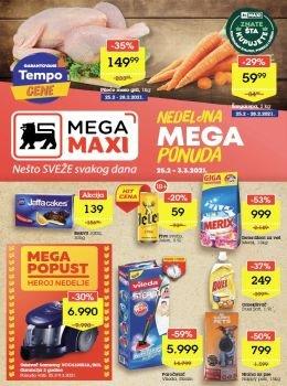 MEGA MAXI katalog