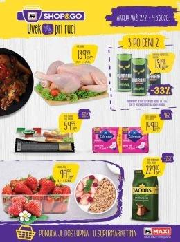Shop&Go katalog