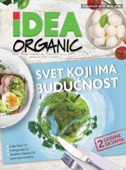 Idea Organic katalog