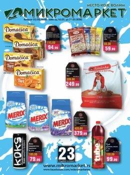 Mikromarket katalog!