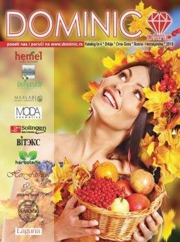 Dominic katalog