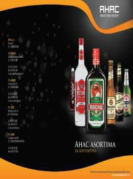 AHAC katalog