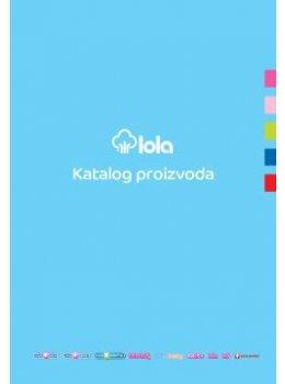 Lola Ribar katalog