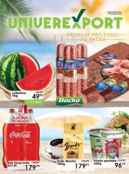 Univerexport katalog