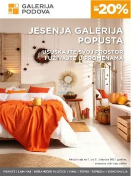 Galerija podova katalog