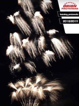 Orion Pirotehnika katalog