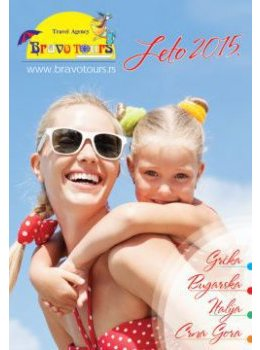 Bravo Tours katalog