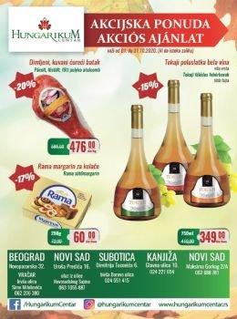 Hungarikum Cantar katalog