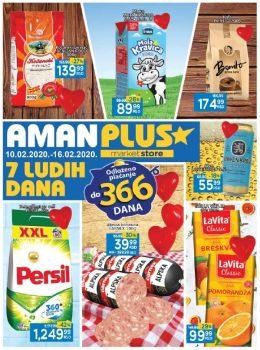 Aman Plus katalog