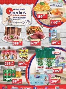 Medius katalog