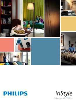 Salon svetil Philips katalog