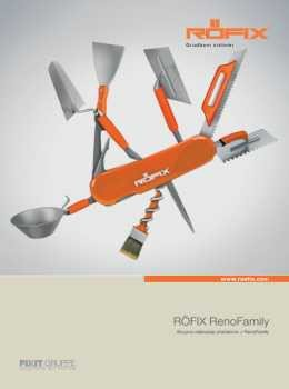 Röfix katalog