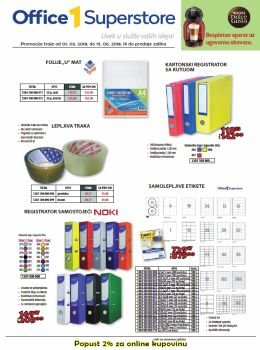 Office 1 katalog