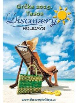 Discovery Holidays katalog