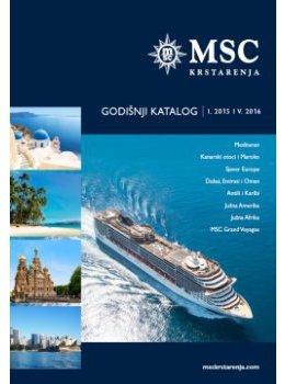 MSC Krstarenja
