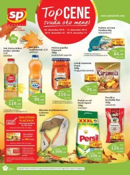 SP Marketi katalog