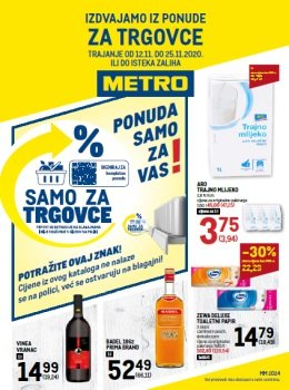 Metro katalog