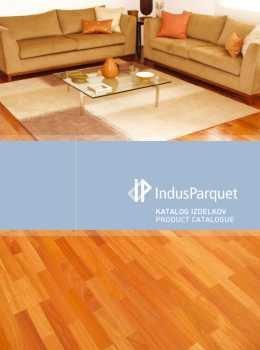 Indus Parquet katalog - parketi