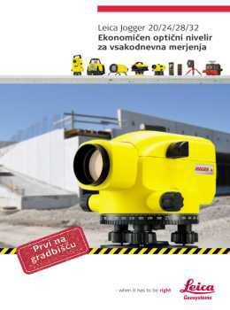 Leica katalog - merilno orodje