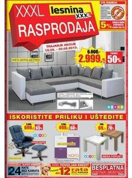 Lesnina Katalog Xxxl Rasprodaja Katalozijeftinijehr