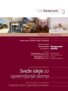 Vila Bravum katalog