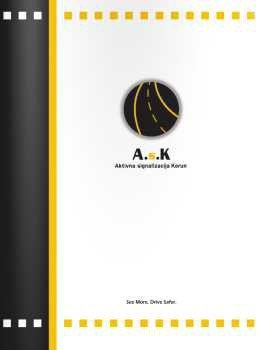 Aktivna Signalizacija Korun katalog