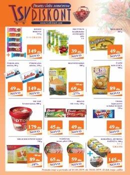 TSV Diskont katalog