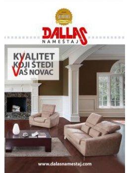 Dallas Nameštaj katalog