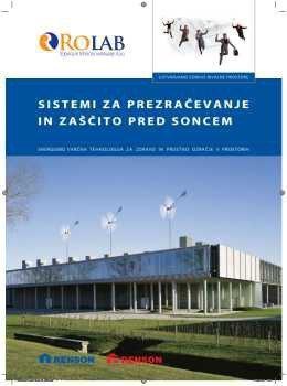 Renson katalog - prezračevalni sistemi
