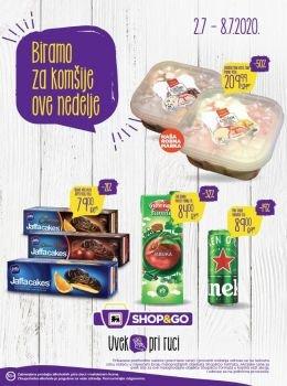 Shop&Go letak