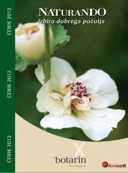 Naturando katalog - prehranski dodatki